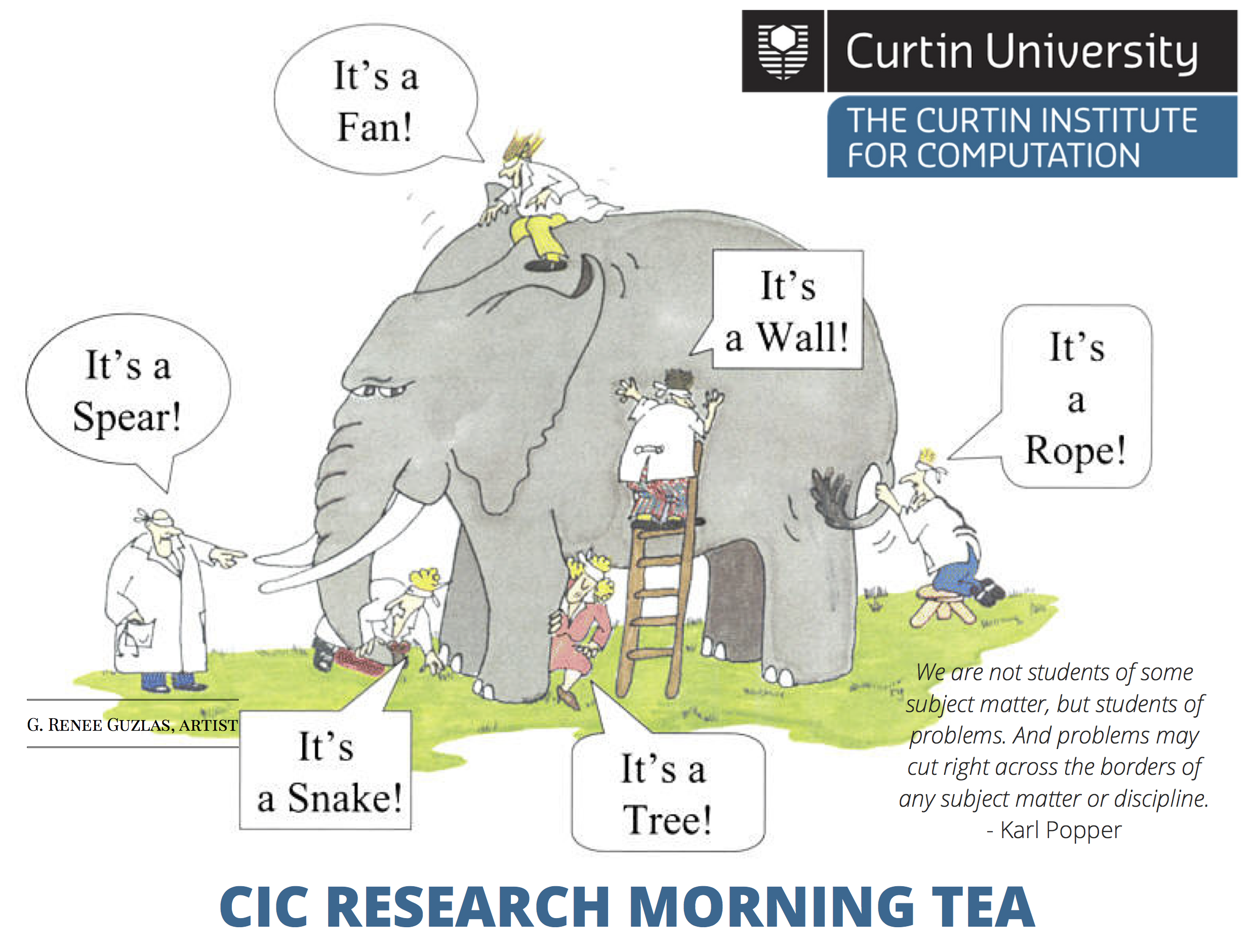 CIC Research Morning Tea