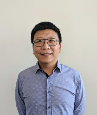 Dr. Rui works on a variety of machine learning projects especially with the faculty of humanities